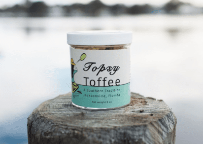 Topsy Toffee
